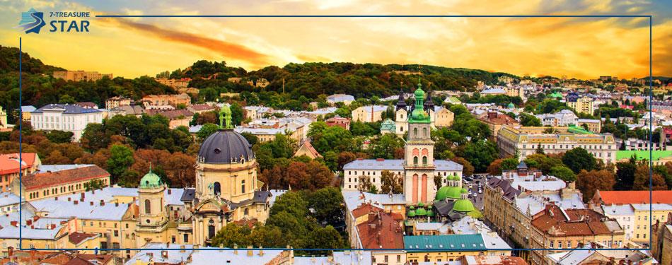 شهرهای مهم اوکراین؛ لووف