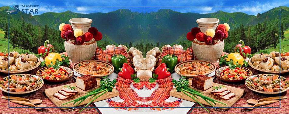 با غذای اوکراینی آشنا شوید