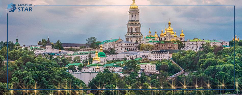 عجایب هفتگانه اوکراین