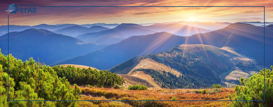 کوههای کارپات یکی از بکرترین مناطق زمین