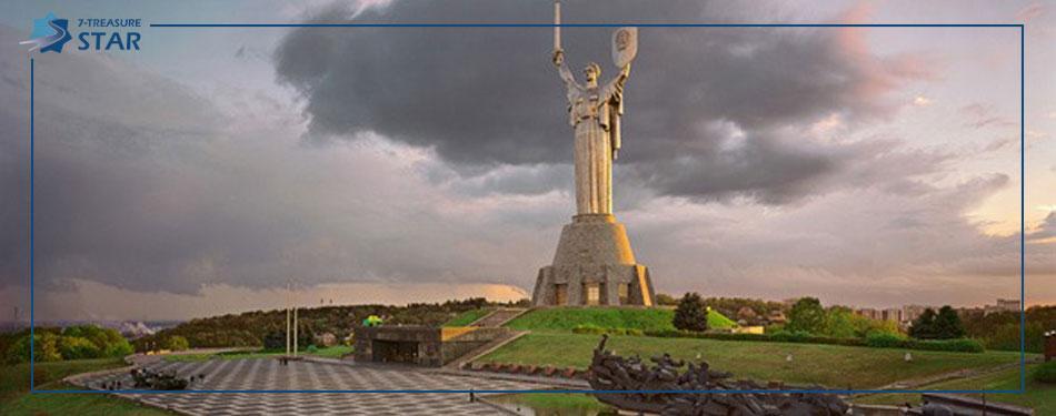 مروری بر تاریخ اوکراین