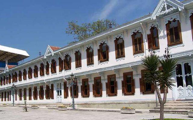 کاخ ییلدیز استانبول-شرکت مسافرتی ستاره هفت گنج