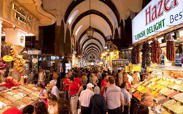 بازار بزرگ استانبول-شرکت مسافرتی هفت گنج