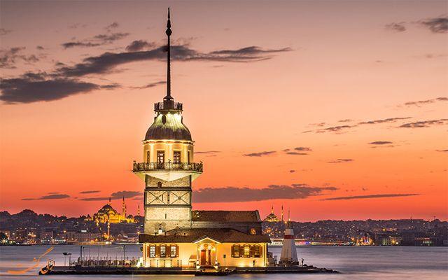 برج دختر استانبول-شرکت مسافرتی ستاره هفت گنج