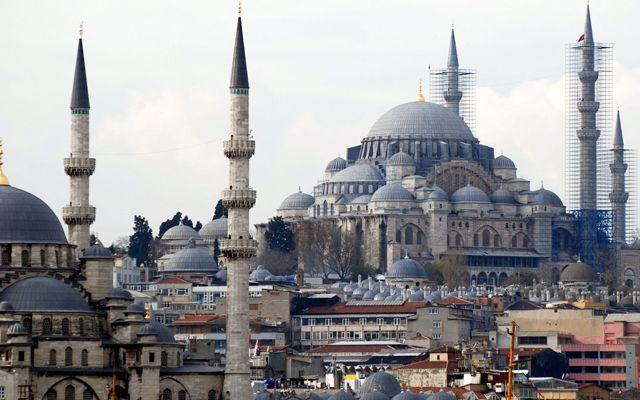 مسجد سلیمانیه استانبول-شرکت مسافرتی ستاره هفت گنج