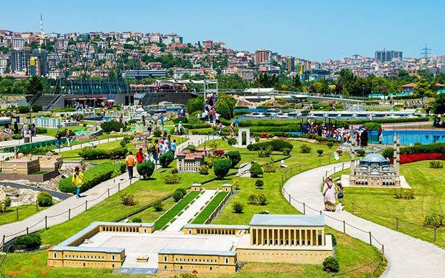 پارک مینیاتورک استانبول-شرکت مسافرتی ستاره هفت گنج