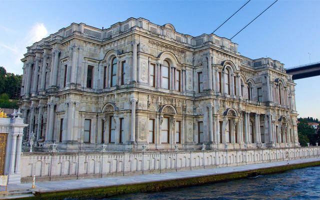 کاخ بیلربی استانبول-شرکت مسافرتی ستاره هفت گنج