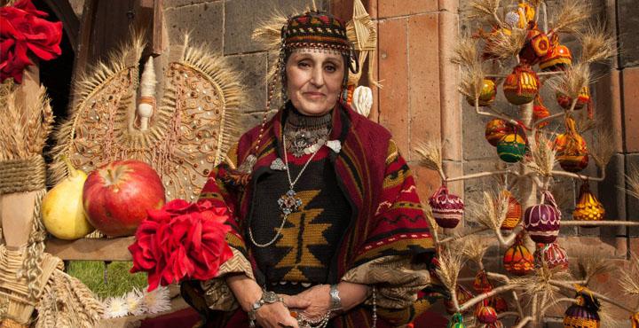 لباس مردم ارمنستان- آژانس ستاره هفت گنج