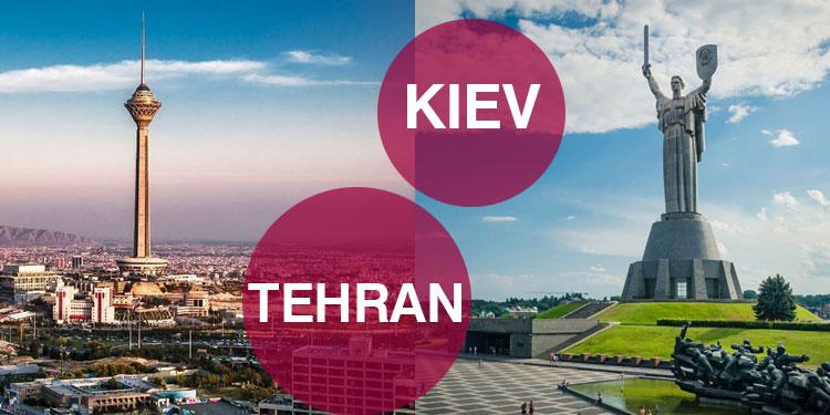 مقایسه هزینههای زندگی در کییف (پایتخت اوکراین) و تهران